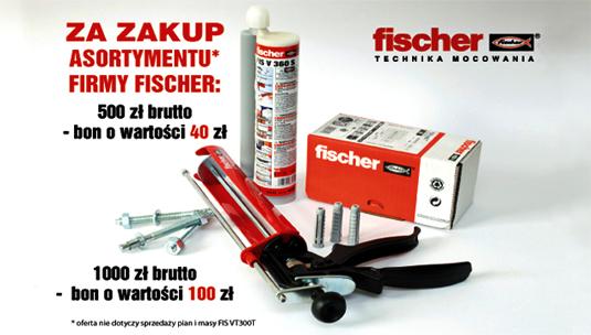 fischer profesjonalne techniki mocowania promocja cena