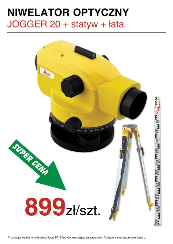 niwelator optyczny super cena