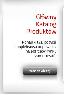Główny katalog produktów