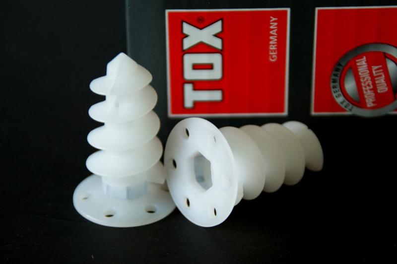 Kołki do mocowania w styropianie ISOL 55 TOX