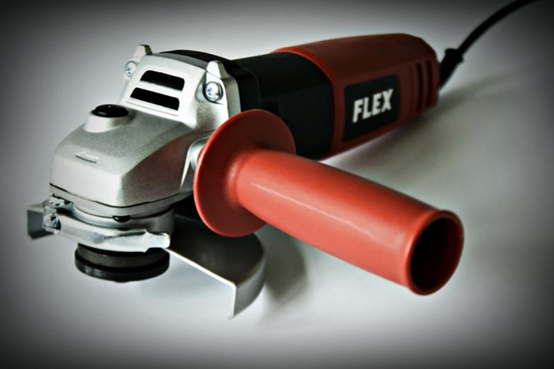 Szlifierka kątowa z regulacją obrotów elektronarzedzia FLEX cena pro