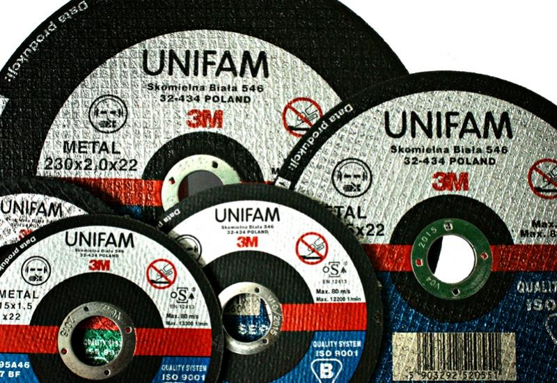 Tarcze 3M Unifam super oferta - szlifierki gratis