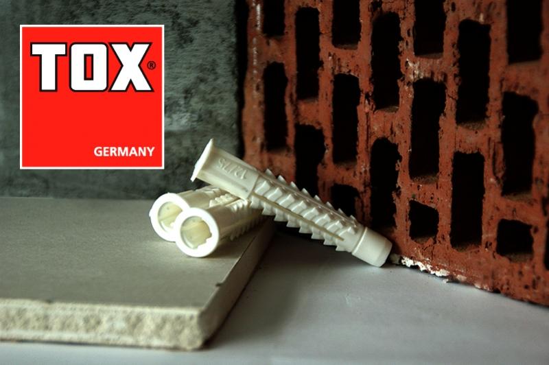 Profesjonalne techniki mocowania TOX promocja oferta ceny hurt