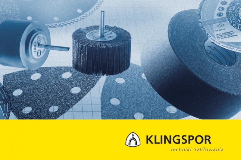 Klingspor materiały ścierne oferta promocyjna