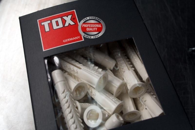 TOX - kotwy kołki rozporowe promocja