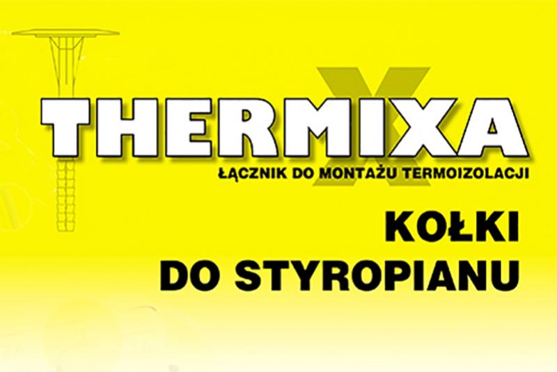 Kołki do termoizolacji Thermixa promocja hurtowa - oferta sezon 2014