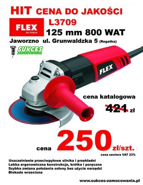 Szlifierka FLEX super cena promocja !