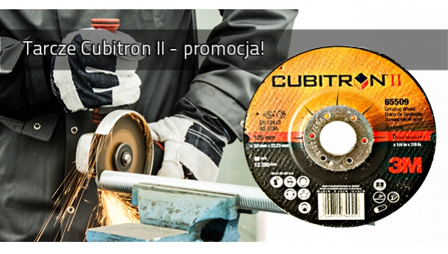 Tarcze Cubirton II - promocja !