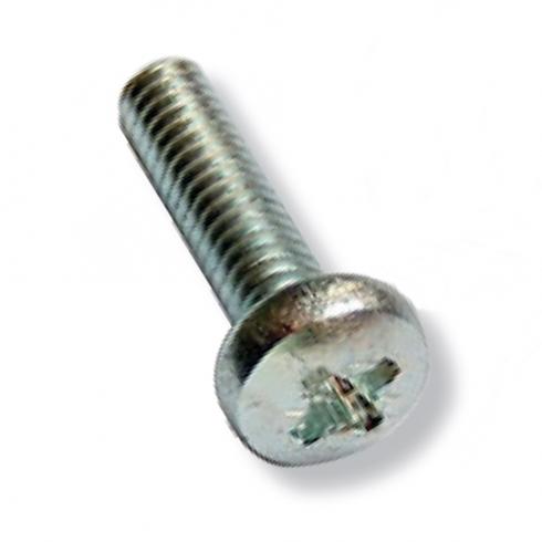 Wkręt do metalu 202 4x12 mm ocynkowany
