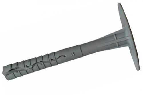 Kołek do styropianu-łącznik izolacji THERMIXA BETON 10x120 z trzp.tworz. 11D / 100szt