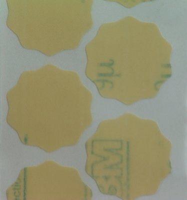 Gwiazdki mikrościerne samoprzylepne 3M Stikit Finesse-it 268L 32mm 9 MIC /100szt