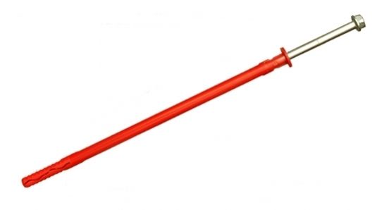Kołek ramowy długi Spit KT 10x280 KL wkręt KLUCZ /25szt