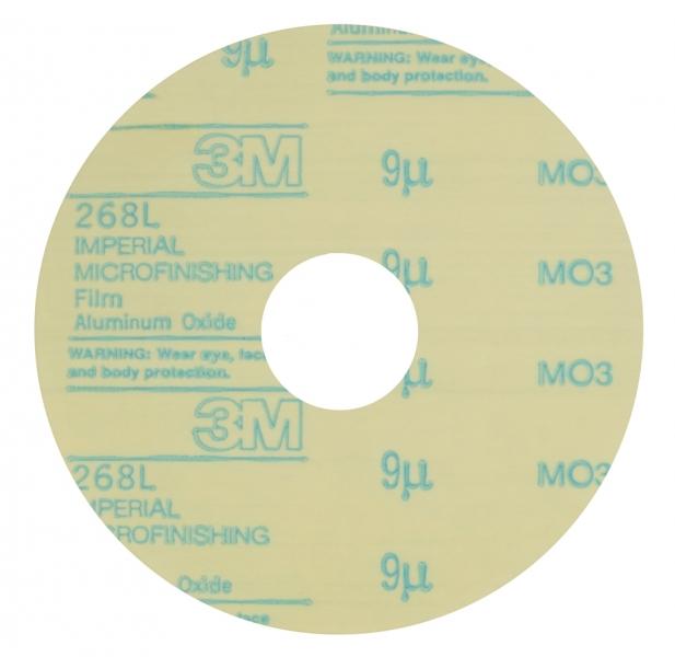 Krążki mikrościerne samoprzylepne 3M Stikit Finesse-it 268L 76mm 15 MIC