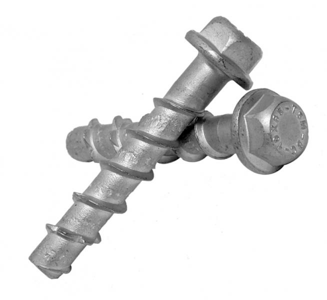 Śruby do betonu Spit TAPCON XTREM LDT łeb sześciokątny  8x 60/15 M10,6 /50 szt