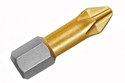 Końcówka do wkrętarki Bit Ph1 MAXgrip L=25mm;1/4/10szt/
