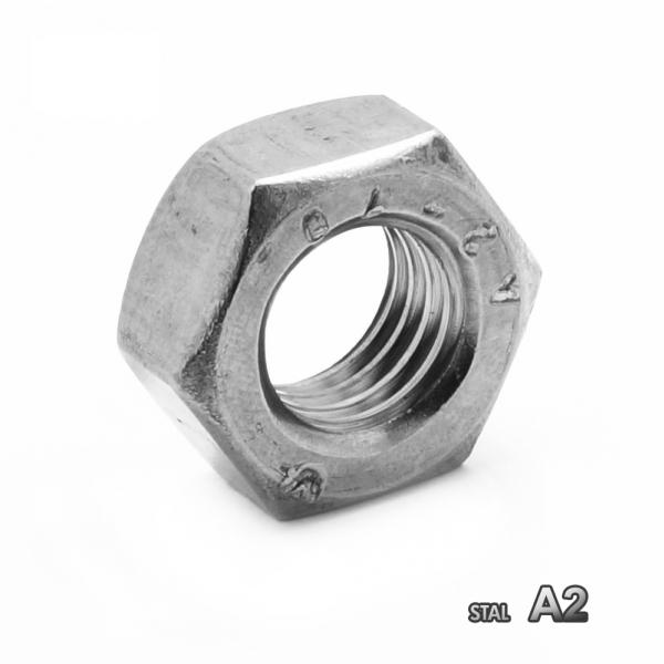 Nakrętka nierdzewna A2 DIN 934 M 3 /100szt